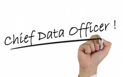 What's the new Chief Data Officer?